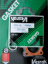 Juego de tapas superiores VESRAH kit Honda NA50 NC50 NU50 NX50 Express 76-85