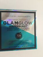 NIB ** GLAMGLOW Waterburst Hydrated Glow Moisturizer 1.7 oz/50 ml. Brand New **