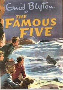 Five go Down to the Sea, Blyton, Enid, Excellent Book