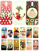 Printed Silicone TPU Rubber Gel Back Case Cover Skin for Various Mobile Phones
