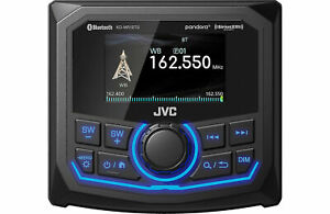 NEW JVC KD-MR1BTS Marine MotorSports Digital Media Receiver iPhone Android