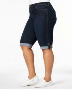 MSRP $57 Style & Co Plus Size Skimmer Shorts, Size 20W
