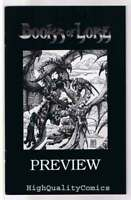 BOOKS of LORE Preview, Ashcan, Dark One, 1997, VF/NM