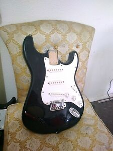 Electric Guitar Body fully loaded