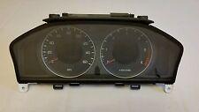 Volvo S80 racimo del instrumento-Velocímetro-Indicador De Combustible-diales - 30786056aa