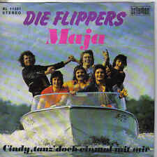 Die Flippers-Maja Vinyls single