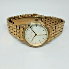Ladies DKNY Rose Gold Plated Minetta Watch NY-2511