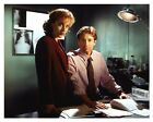 """* X-FILES * """"MULDER & SCULLY"""" (David Duchovny & Gillian Anderson"""" 8x10 Print"""