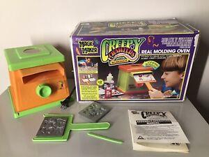 Toy Max Magic Maker Creepy Crawlers Workshop w/ Molds