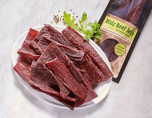 Trockenfleisch 500gr, 0,5 kg  mit grobem Pfeffer am Stück