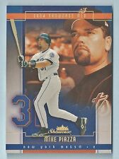 MIKE PIAZZA 2004 FLEER SHOWCASE LEGACY COLLECTION /99