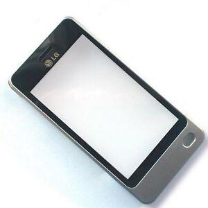 100% Genuine LG GD510 Pop front fascia housing+digitizer touch screen glass lens