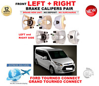 FOR FORD TOURNEO + GRAND TOURNEO CONNECT FRONT LEFT + RIGHT BRAKE CALIPER 2013->