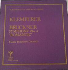 KLEMPERER - BRUCKNER SYMPH. NO.4, THS 65019 TURNABOUT