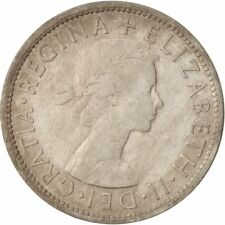 [#49129] Great Britain, Elizabeth II, 1/2 Crown, 1955, Copper-nickel, KM:907