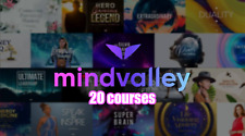 Mind [20 Courses] Valley - Fast Delivery