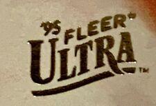 1995 Fleer Ultra NFL Trading Cards. National Football League. You Pick Em