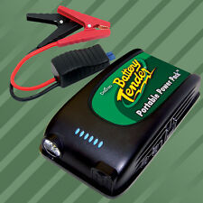 Battery Tender 12 Volt Portable Power Pack Jump Starter 400 cranking Amps