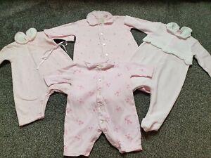 Baby Girl Emile Et Rose Spanish Bundle Newborn & 0-3 Months 🎀