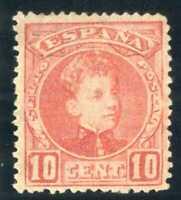 Sellos de España 1901-1905 Nº 243 Alfonso XIII sello nuevo Stamp Spain A1