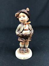 "M J HUMMEL GOEBEL German Boy Porcelain 6'' Figurine ""OUR HERO"" # 95"