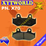 FRONT Brake Pads for Honda CH 250 F/G Spacy 1985-1986