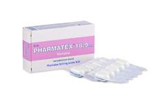 PHARMATEX 18,9 mg 10N Vaginal Pesssaries-Local Topical Contraceptive as Patentex