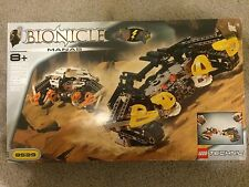 Lego Technic Bionicle Manas 8539 RARE discontinued Komplettset mit Box