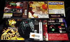 THE GRANSTREAM SAGA Sony PlayStation PSX Japanese Japones Buen Estado Completo