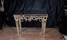 ART DECO CON SPECCHIO console TAVOLO Hall tabelle BORGHESE Furniture