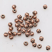 100Pcs  antiqued copper color lantern shaped spacer beads  H0374