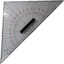 Kursdreieck groß - 32cm Navigation Dreieck