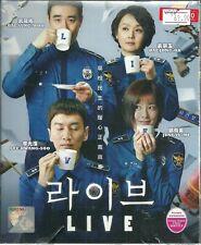 LIVE - COMPLETE KOREAN TV SERIES DVD BOX SET (1-18 EPS) (ENG SUB)