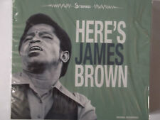 James Brown - Here's James - Soul & Funk - Messing with Blues, Please, I walked