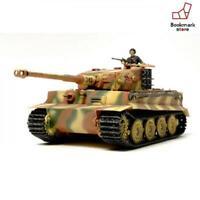 New TAMIYA No.75 German Army Heavy Tank Tiger I Late Production F/S from Japan