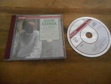 CD Klassik Gidon Kremer - JS Bach : Concertos BWV 1041 1042 (12 Song) PHILIPS jc