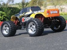 HPI E-Savage Electric GT-1 TRUCK CLEAR BODY 7168