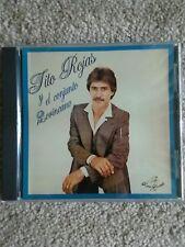 "TITO ROJAS Y EL CONJUNTO BORINQUEN ""TTH CD""SALSA GUAGUANCO CARIBBEAN AUDIO CD"