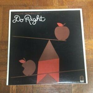 TYRONE WASHINGTON Do Right LP Blue Labor Records BL 102 Jazz VG+ 1974