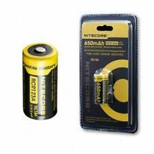 Nitecore NL166 RCR123A Li-Ion Rechargeable Battery