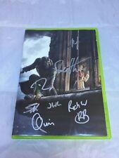 Dishonored Microsoft Xbox 360, 2012 Voice Actors Autographs