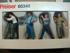 1/43 preiser Miniature personnages rtbf 65340