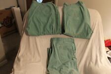 WESTEX INDURA MINT GREEN FLAME RESISTANT PANTS SIZE 50X28
