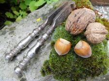 5/ Ancien casse noix-noisettes en acier , Nutcracker , époque  XIXe