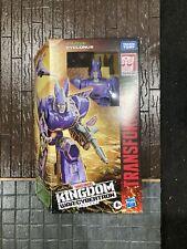 Transformers War for Cybertron Kingdom Cyclonus BRAND NEW Voyager