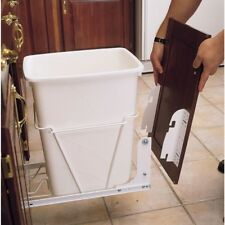 Door Mounting Kit 8 in. H x 1.5 in. W x 2.13 in. D Metal for RV Waste Container