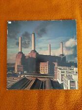 Pink Floyd Vinyl Album – Animals (LP, 1977 Harvest Records, ProgRock)