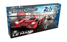 Scalextric C1368T Le Mans Sports Cars Complete Set 1:32 Slot Car