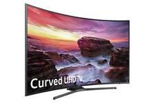 "Samsung UN65MU6500 65"" Black Curved UHD 4K HDR Smart HDTV - UN65MU6500FXZA"