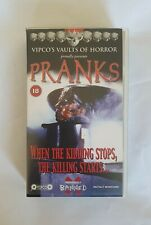 Pranks Previously Banned VHS RARE
